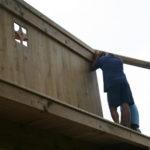 Construcción de hórreos - Paso 49